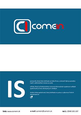 Informačný systém od ComeIn.sk